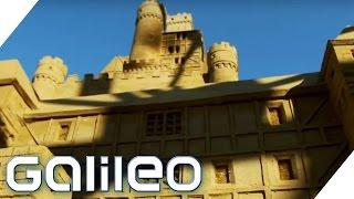 Hollands erstes Sandhotel | Galileo | ProSieben