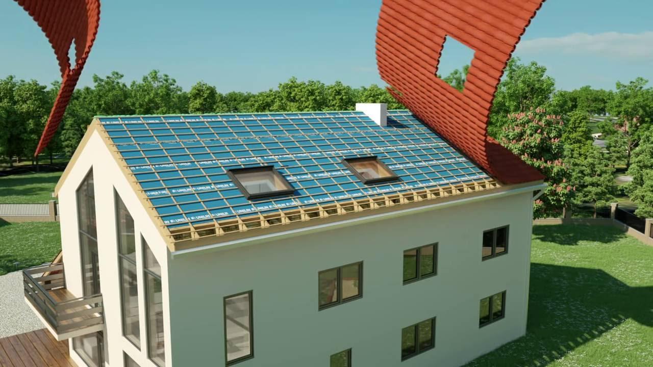 Isolation par l 39 ext rieur des toitures en sarking avec for Isolation de la toiture