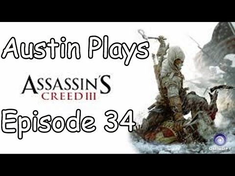 Assassin's Creed 3 Episode 34 - Protecting The Bay
