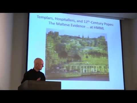 Templars, Hospitallers, and 12th-Century Popes: The Maltese Evidence