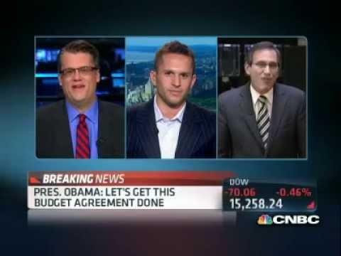 Josh Barro To Rick Santelli - 'The President Understands The Bond Markets Better Than You Do'