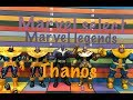 Marvel Select & Marvel Legends Thanos action figure toy reviews