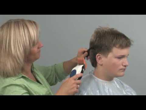 Wahl Color Pro Haircut Kit