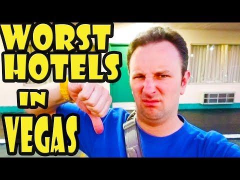 5 Worst Cheap Hotels on the Las Vegas Strip