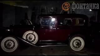В пожаре на Тамбасова едва не пострадали исторические автомобили, снимавшиеся  в фильмах