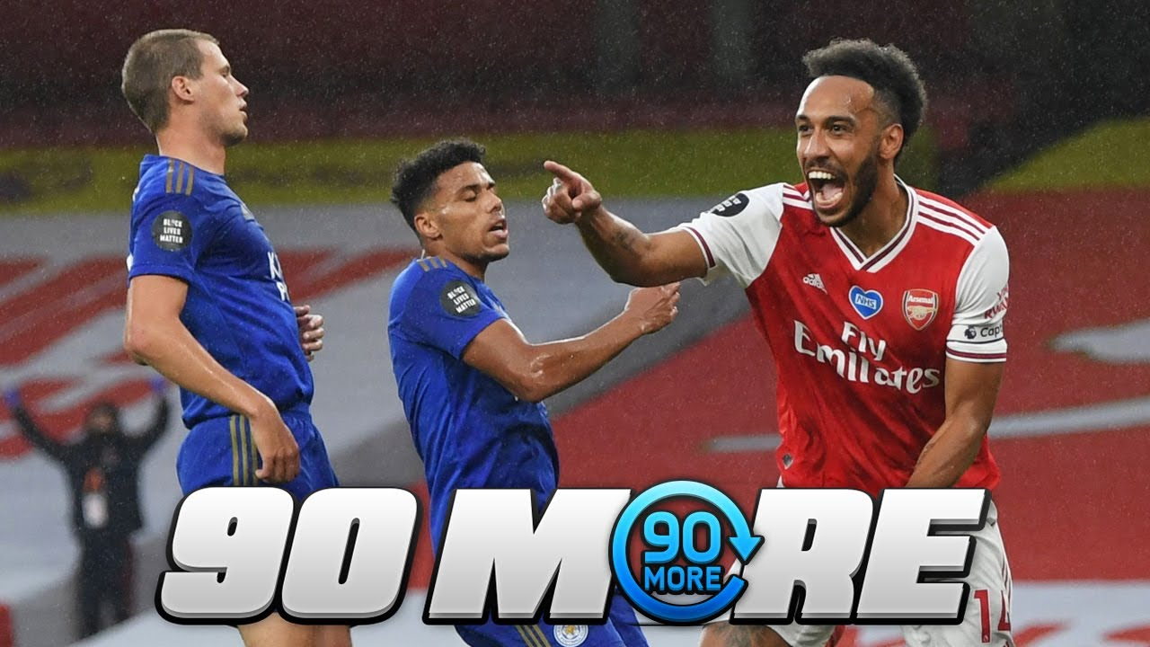 Download ARSENAL 1-1 LEICESTER CITY   HUGH WIZZY   #90More