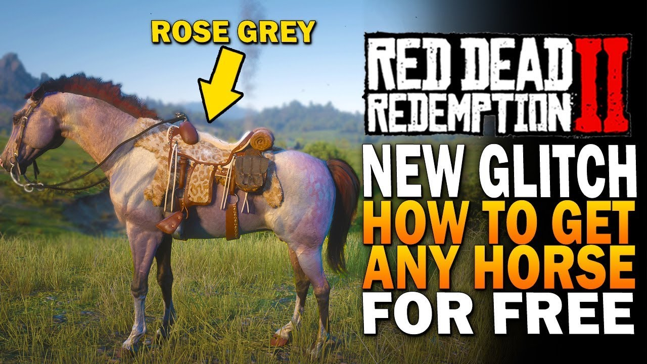The Dark Bay Turkoman! Get It Early & Free! Red Dead Redemption 2  BestHorses [RDR2]