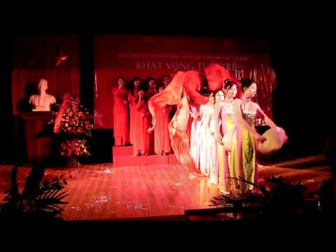 Đến với con người Việt nam tôi-Lớp Anh 5 -- TCNH -- K48