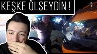 TÜRKİYE'DE Kİ MOTORCU KAVGALARI