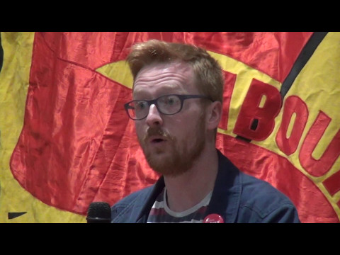 Lloyd Russell Moyle for Brighton Kemptown MP!