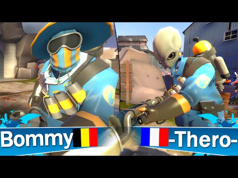 iksD   TF2 Frag Clip of the Day #614 -Thero-, Bommy