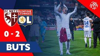 VIDEO: Buts Fc Metz - OL  | L1 Conforama | Olympique Lyonnais