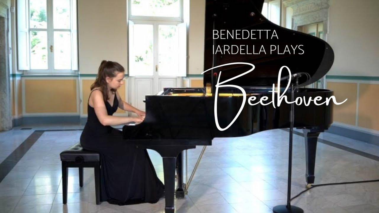 Download Beethoven Piano Recital (Benedetta Iardella)