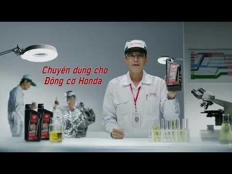 Dầu Nhớt Honda