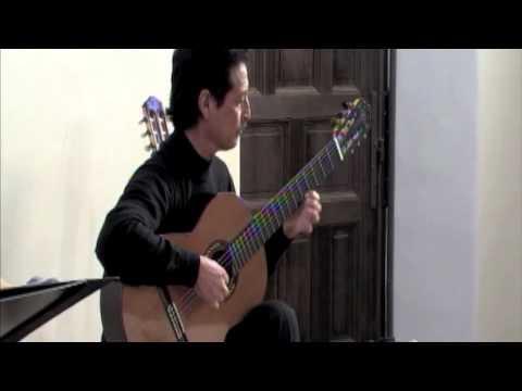 """Fred Benedetti performs """"Tango en Skai"""""""