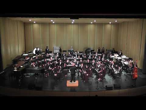 James Logan Wind Symphony : Olimpo de los Dioses  3/21/18