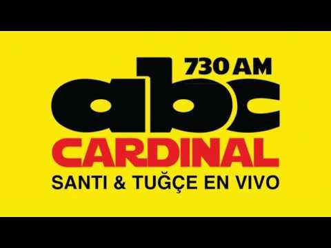 Santi & Tuğçe en Vivo (Radio ABC Cardinal, Paraguay, 2016)