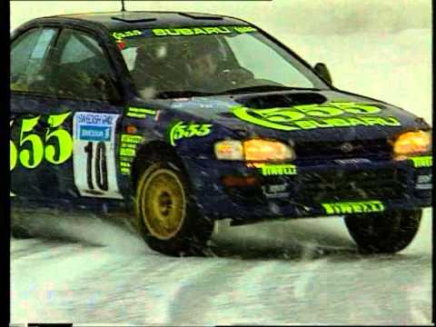 Subaru Impreza WRC GC8 Old School Rally Video (Part 2)