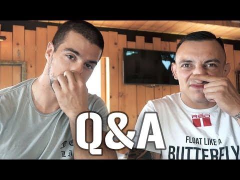 Nixa i Dzakic Odgovaraju Na Vasa Pitanja Sa IG || Q&A #4