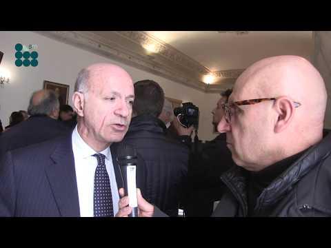 Caltagirone, conferenza stampa fine anno: intervista a Giaconia