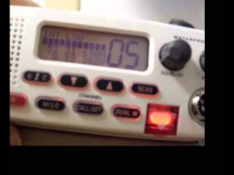 Cobra MR-F55 Marine Fixed VHF Radio - Problems