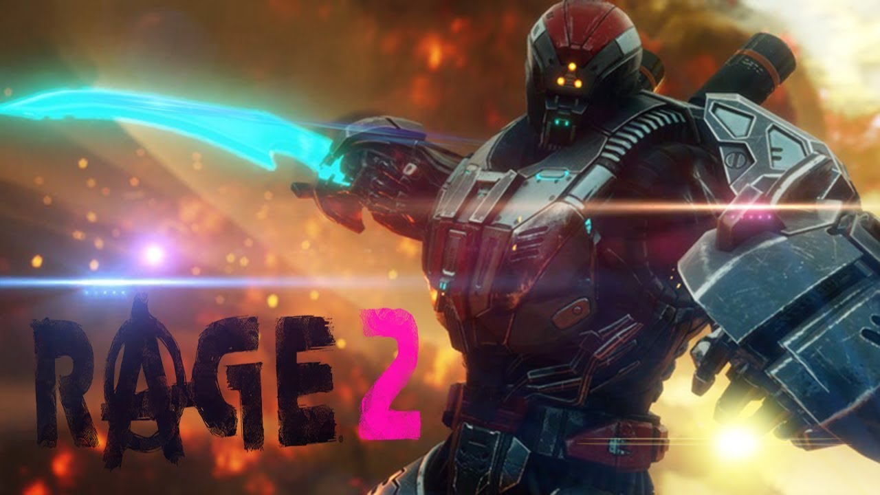 RAGE 2 : Playthrough - Gameplay Part 2 (PS4)