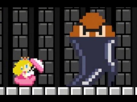 Super Mario Maker - 100 Mario Challenge #104 (Expert Difficulty)