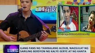 Saksi: Mga love stories at kanta tungkol sa AlDub na likha ng fans