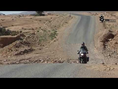 GlobeBusters - Discover our Earth - Riding in Morocco
