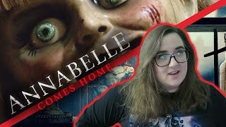 Annabelle Comes Home (2019) | Horror Movie Review SPOILER FREE
