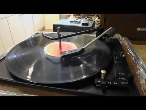 Vintage Soundesign Realtone Model 424 BSR Precision Great Britain Auto Turntable!