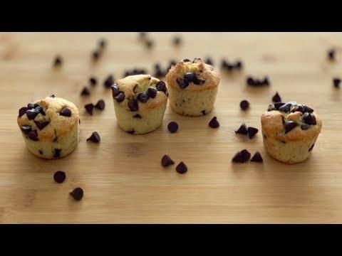 Choco Chip Muffins | Bakery Style | Kids Snacks | Baking Series |