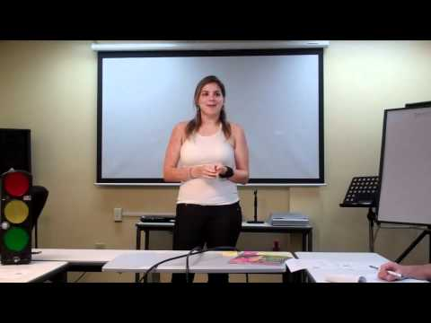 Paloma Padron Evaluates John Lazar
