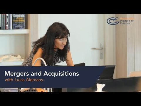 Mergers and Acquisitions program | Amsterdam Institute of Finance