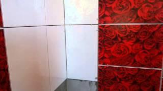Ванная комната (1-я часть) на ул. Локомотивной