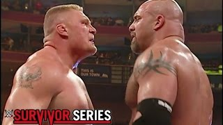 WWE Survivor Series 2016 Full Show Predictions Game Ft. Brock Lesnar vs Goldberg