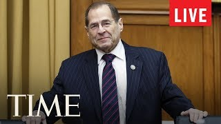 House Judiciary Chairman Jerrold Nadler Holds Press Conference On The Mueller Report | LIVE | TIME