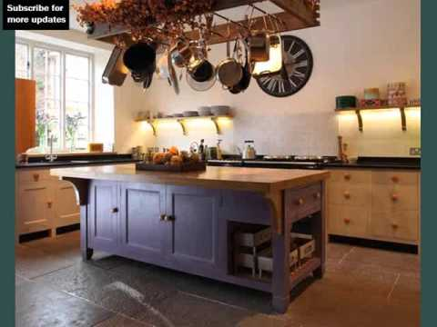 Kitchen Island Design Ideas, Pictures