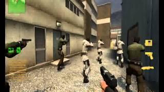 Counet.Strike: Source- Problém s otáčení myši při hraní