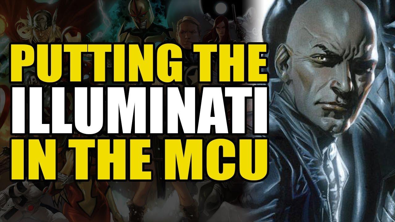 Putting The Illuminati In The MCU | Comics Explained