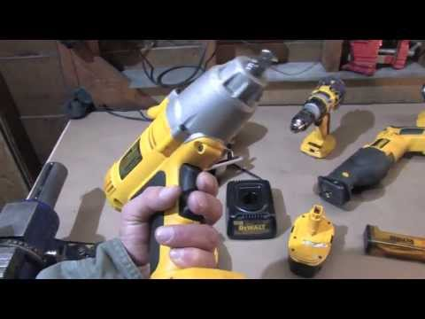 """DeWalt 1/2"""" DW059 Cordless Impact Review from YouTube · Duration:  14 minutes 19 seconds"""