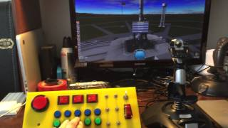 DIY KSP/Flight Sim Control Panel
