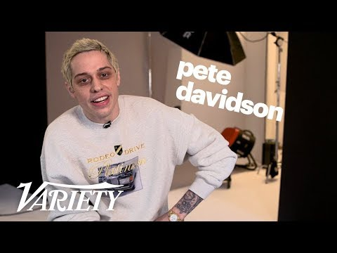 Hannah O. - Pete Davidson has a tattoo related to Ariana's ex Big Sean.