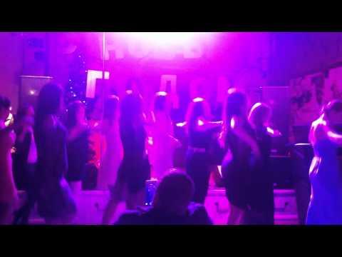 Танец отдела рекламы на корпоративе Антенна в Ростове и wday.ru
