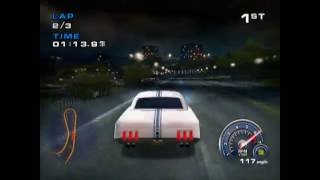 Ford Mustang: The Legend Lives (PS2 Gameplay)