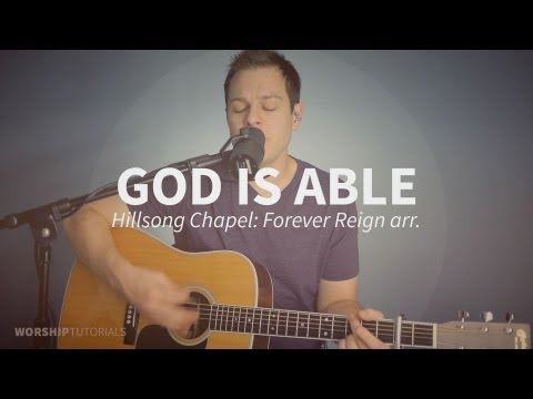 God Is Able - Hillsong (WT loop mix) - Loop/Multitrack and mp3 available