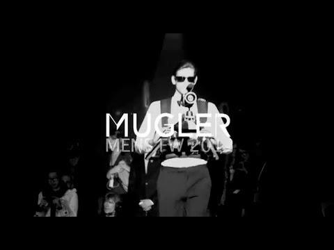 Nicola Formichetti for MUGLER Men's FW 2012 Fashion Film. Azealia Banks - Bambi (MUGLER Mix)