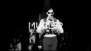 Nicola Formichetti for MUGLER Men