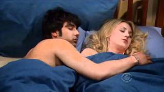 The big bang theory season finale: penny has sex with raj