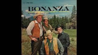 Bonanza - TV's Original Cast – Ponderosa Party Time! - Side One - Original Stereo LP - HQ